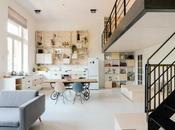 vieja escuela holandesa convertida apartamentos