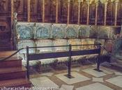 Sillería Baja coro Catedral Toledo: Tableros respaldos (I).
