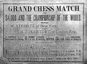 Campeonato Mundo Steinitz Zukertort 1886