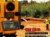 Método excavación yacimiento arqueológico: Creu