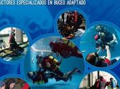 Buceo adaptado: barreras bajo agua