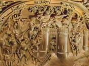 Sillería Baja coro Catedral Toledo: Tableros respaldos (III).