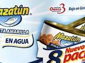 Consumo Hoy: Mazatún lata atún riquísima formato 295g sinaloense