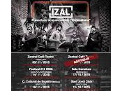 Izal sigue tour