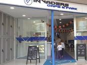 Invaders Park, espacio lúdico infantil Gavá