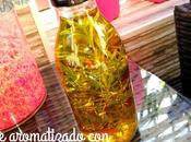 Aceite aromatizado Romero Tomillo