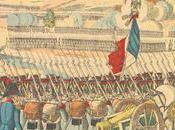 imperio napoleónico: sexta coalición, batalla leipzig, renuncia napoleón restauración borbones