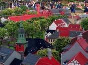 LEGOLAND, fantástico parque temático Billund. Dinamarca