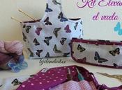 para tejedoras: Elevando Vuelo