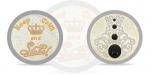 Monedas, desde trueque joyería