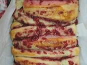 dulce frambuesa moras Pull apart bread