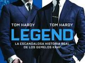 "Trailer español ""legend"""