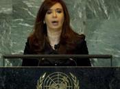 "Cristina Fernández Kirchner ONU: ""Hay mucha hipocresía poco interés verdad"""
