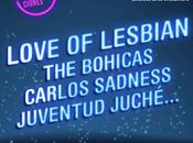 Festival 2016 tendrá Love Lesbian, Bohicas, Carlos Sadness Juventud Juché