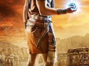 #GodsOfEgypt: revelaron pósters protagonistas #DiosesDeEgipto