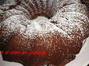 Bundt Cake chocolate gluten