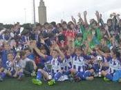 Deportivo Coruña benjamín alevín gana Trofeo Fútbol Corte Inglés 2015