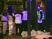 menos cuarenta muertos varios tiroteos explosiones París