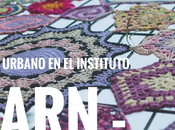 Espectacular yarn bombing instituto secundaria Mallorca
