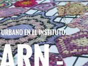 Espectacular yarn bombing instituto secundaria Mallorca