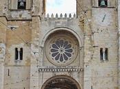 catedral Lisboa, puerta santa pentagramas iniciáticos...