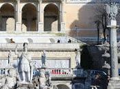 Roma: tres iglesias, obelisco colina donde obtener unas inmejorables vista ciudad Piazza Popolo