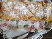 Topfenstrudel (Strudel queso) Cocinas Mundo (Österreich-Austria)