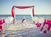 Ideas originales para bodas playa