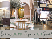 sitios donde comer tapas Sevilla