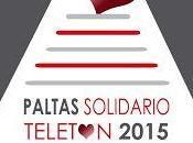 PALTAS SOLIDARIO, Teletón 2015, ultíma segunda edición