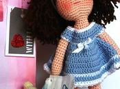 Ana, nueva muñeca ganchillo