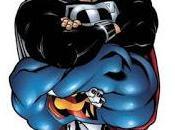 Escribir historia superhéroes: villanos
