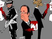 tiempo monstruos: Francia guerra