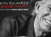 Nuevo videoclip Keith Richards: 'Love overdue'