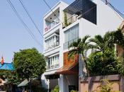 Diseño apertura fachada Vietnam