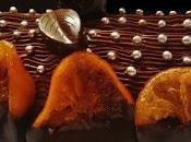 Tronco Navidad chocolate