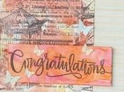 """Tarjeta """"Congratulations"""""""