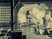 Fábrica Medias Seda Tembleque siglo XVIII