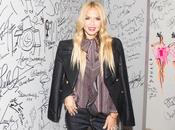 Rachel Zoe,la estilista estrellas, delgada