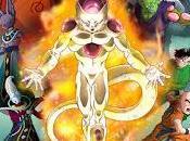 Dragon Ball resurrección Freezer está enfadado