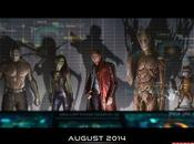 Primer trailer Guardians Galaxy
