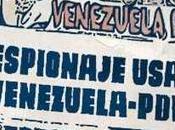 Noticias mundo espionaje: Snowden, Venezuela, Pdvsa