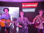DEAR AUDREY Ganadores Vodafone Music Talent