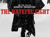 "Póster final ""the hateful eight"""