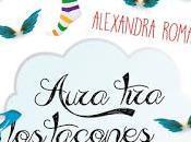 """Aura tira tacones echa volar"" Alexandra Roma"