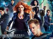 Posters 'Shadowhunters', logo oficial 'War Planet Apes' Sinsajo Final