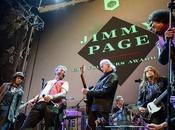 Jimmy Page toca 'una Zeppelin' Paul Rodgers, Duff McKagan, Krist Novoselic, Rick Nielsen, Thayil...