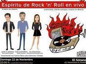 Sótano espera Espíritu rock roll