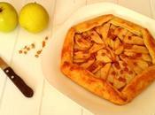 Galette manzana