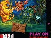 juego recuperado para Super Nintendo, 'Dorke Ymp', disponible compra